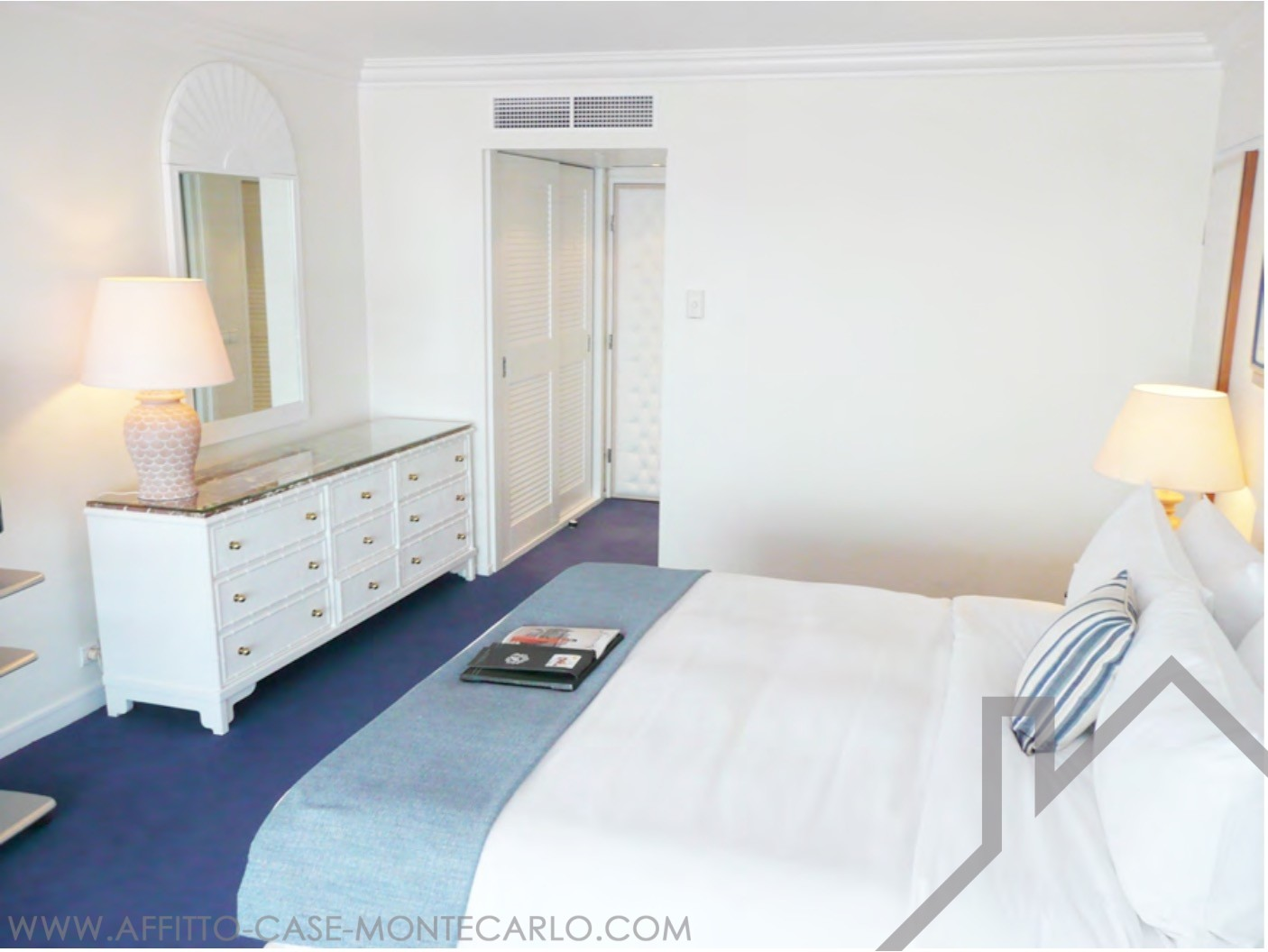 Furnished One Bedroom Apartment In The Fairmont Appartamenti Da Affittare A Montecarlo