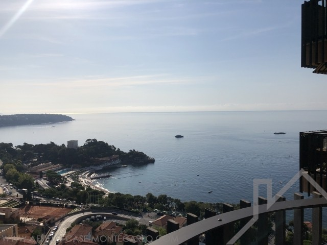 2 Refurbished Bedrooms with Sea View - Appartamenti da affittare a MonteCarlo