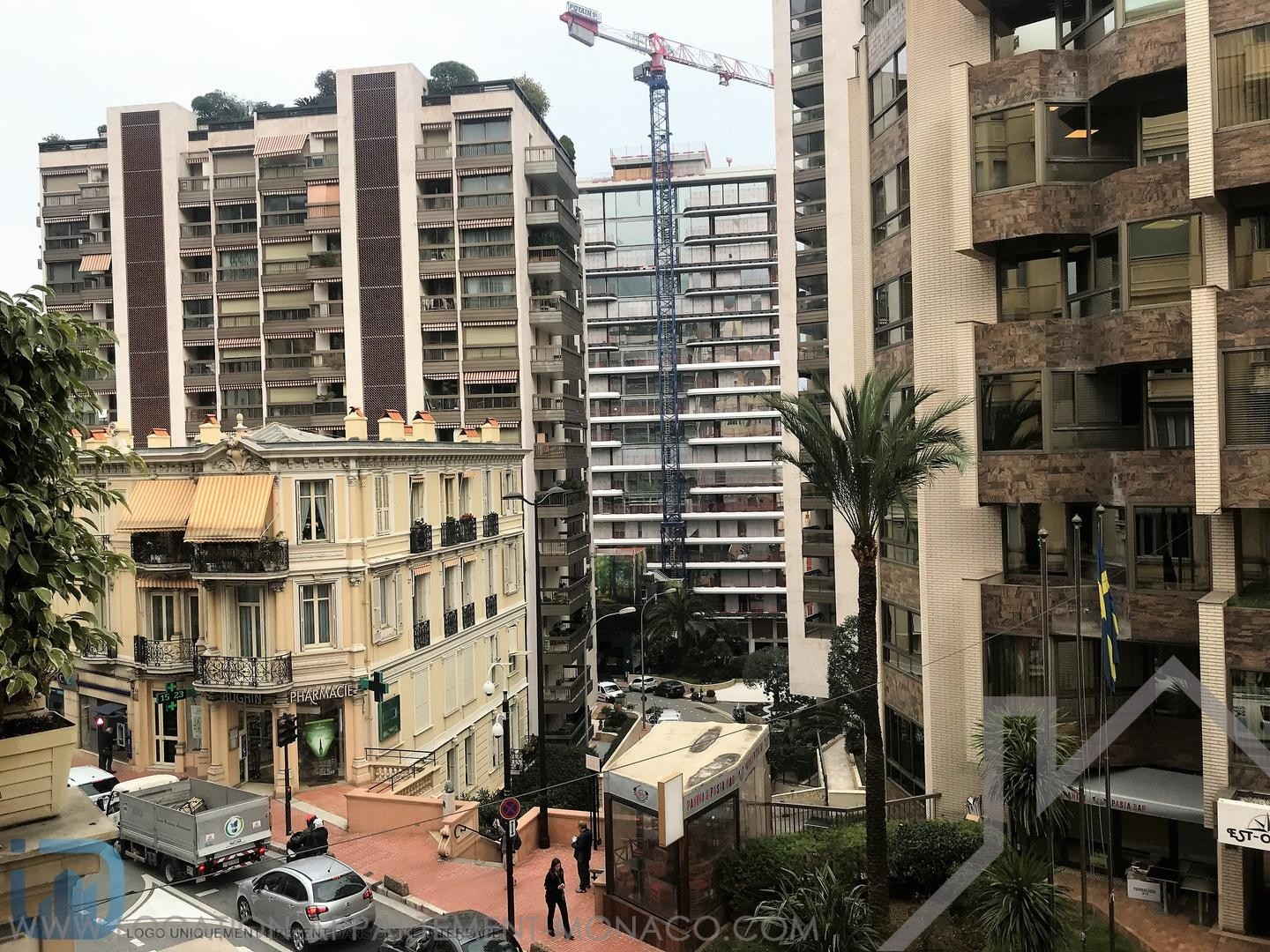 In a Bourgeois building right next to the Carré d'Or. - Appartamenti da affittare a MonteCarlo