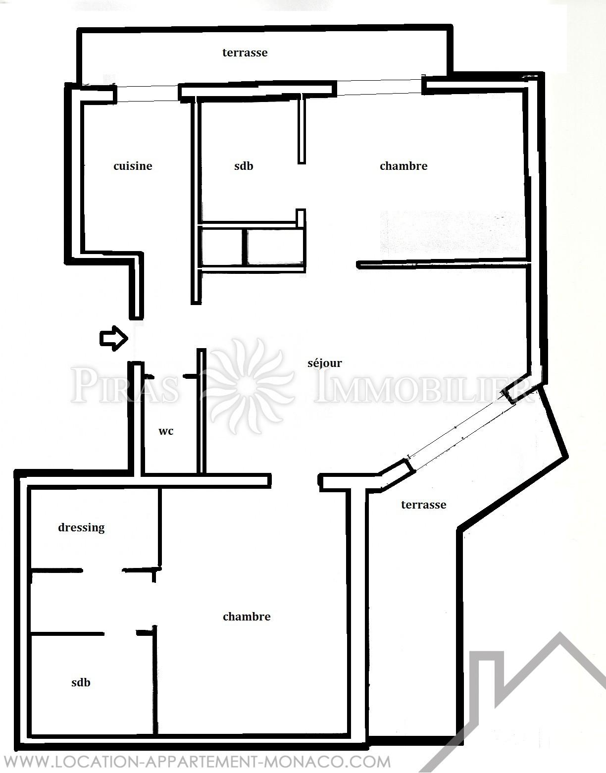 Appartamenti In Affitto A Montecarlo