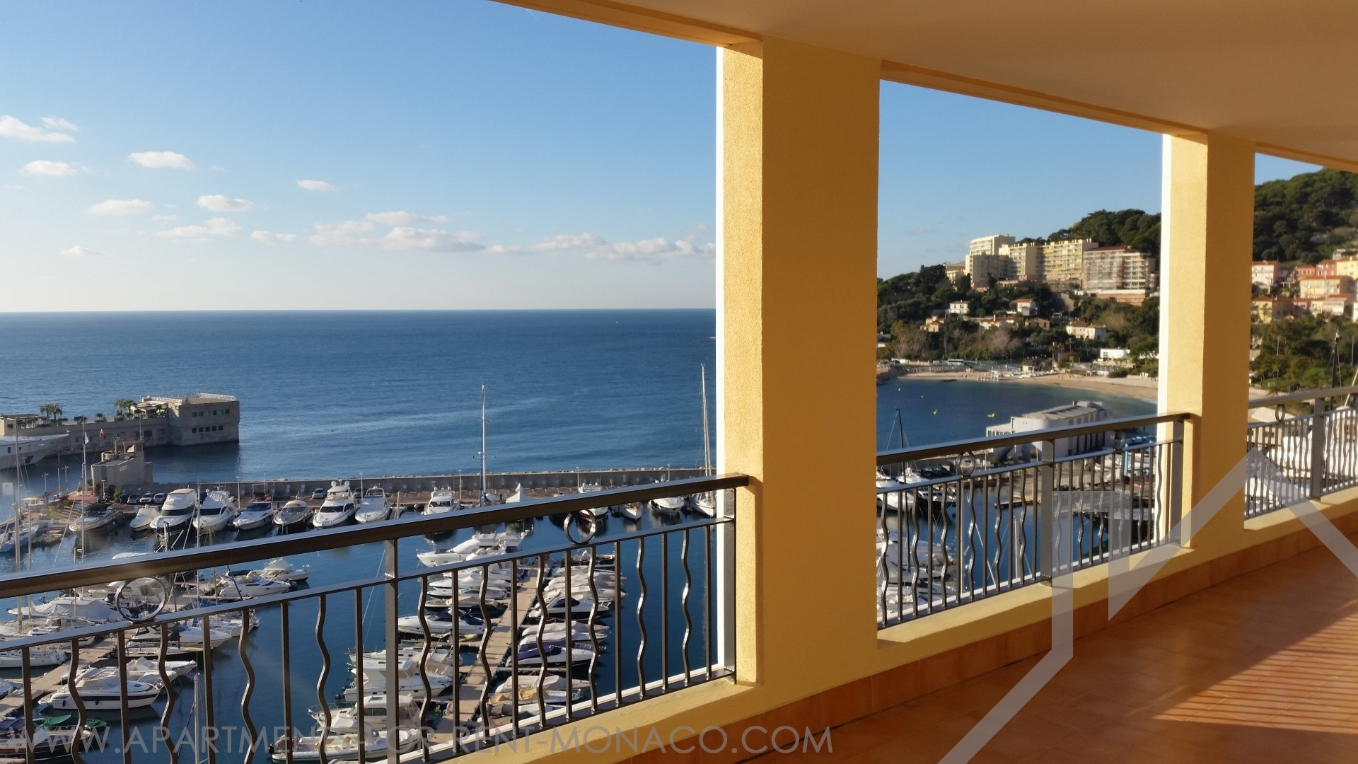 Luxurious apartment next to the sea - Appartamenti da affittare a MonteCarlo