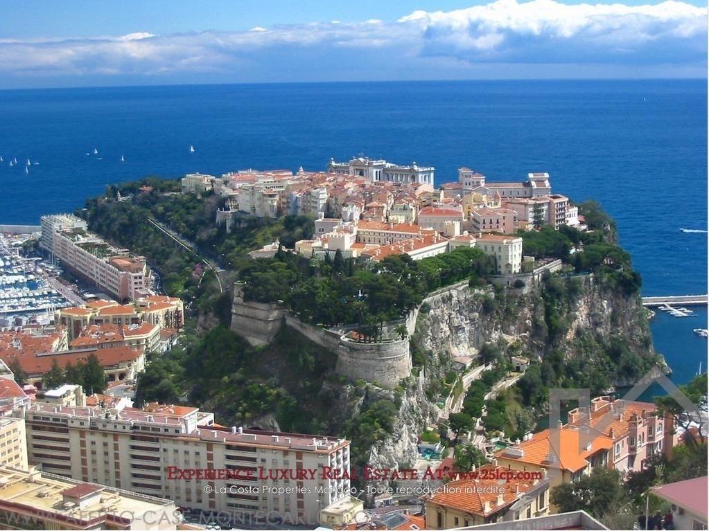 Monaco ville monolocale con tetto appartamenti da for Prezzi case montecarlo